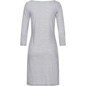 super.natural Barb Kleid Damen silver grey melange